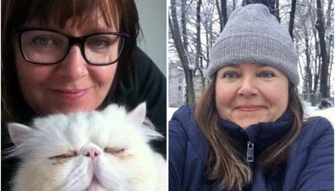 Brīvprātīgā, kas pūkaiņiem dod pagaidu mājas: Es mīlu kaķus!