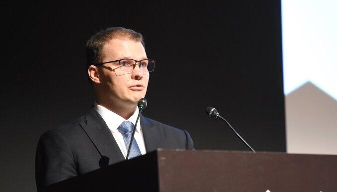 Райвис Дзинтарс переизбран председателем национального объединения Visu Latvijai!-ТБ/ ДННЛ