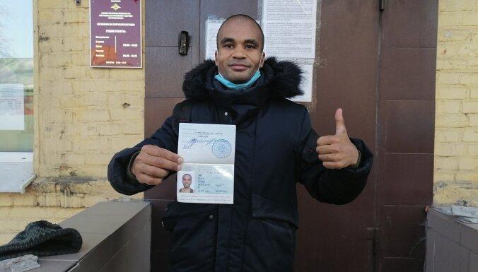 Латвийский нацбол Бенес Айо получил политическое убежище в России