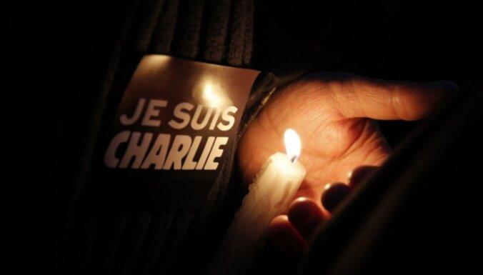 Страуюма примет участие в марше памяти жертв теракта в Париже