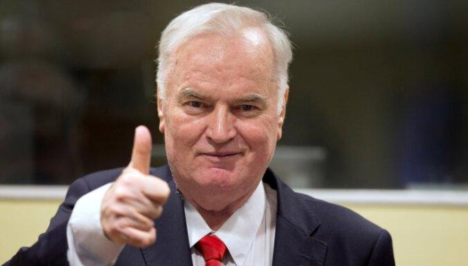 В Гааге вынесен приговор лидеру боснийских сербов Младичу: пожизненный срок