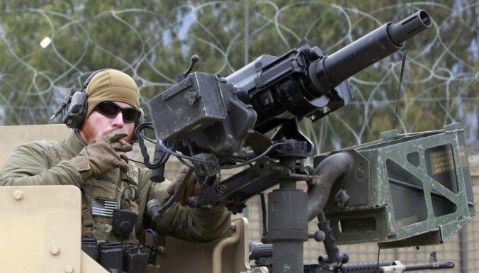 В Пентагоне допускают казнь американского солдата