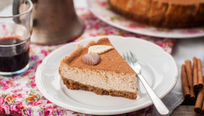 Pagatavos pat iesācējs! 10 kūku receptes Sieviešu dienai