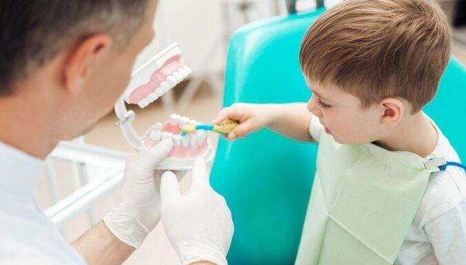 Vai speciāla laka aizstās piena zobu labošanu?