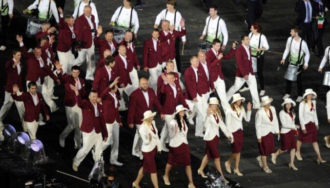 Латвия отправит на Олимпиаду-2016 самую малочисленную делегацию после восстановления независимости