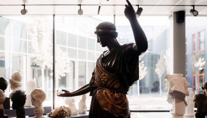 Латвийский национальный художественный музей открывает выставку древних скульптур