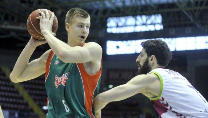 Латвийский талант признан лучшим молодым игроком Еврокубка УЛЕБ