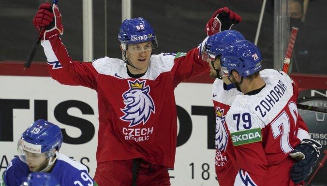 Čehijas izlases uzbrucējs Radils pievienojas Rīgas 'Dinamo'