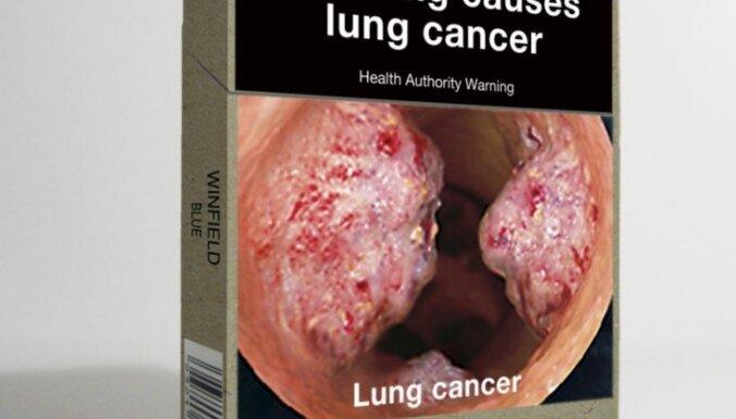 Австралия первой в мире перешла на одинаковые пачки сигарет