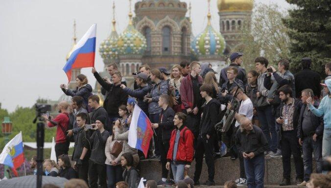 Школьнику вменяют избиение омоновца на митинге в Петербурге