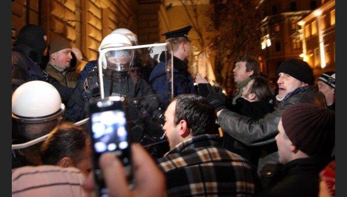 Суд впервые оправдал участников беспорядков в Вецриге
