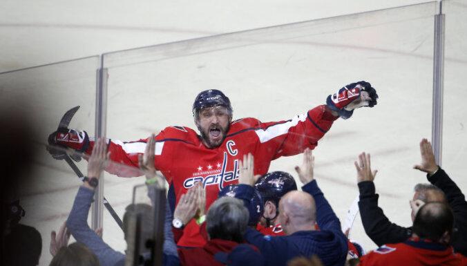 Овечкин первым из россиян набрал 1200 очков в НХЛ, Малкин достиг тысячи