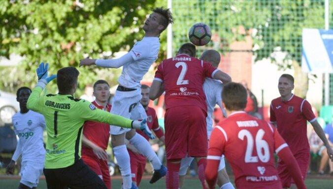 Kārtējais skandāls Latvijas futbolā: 'Babīte'/'Dinamo' tiek izslēgta no virslīgas