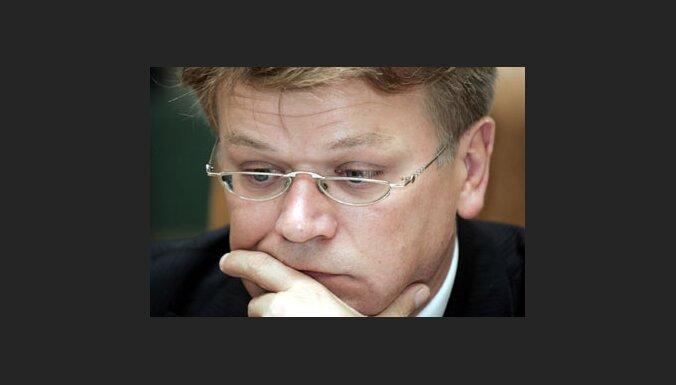 Штокенбергс опять не попал в Комиссию по безопасности