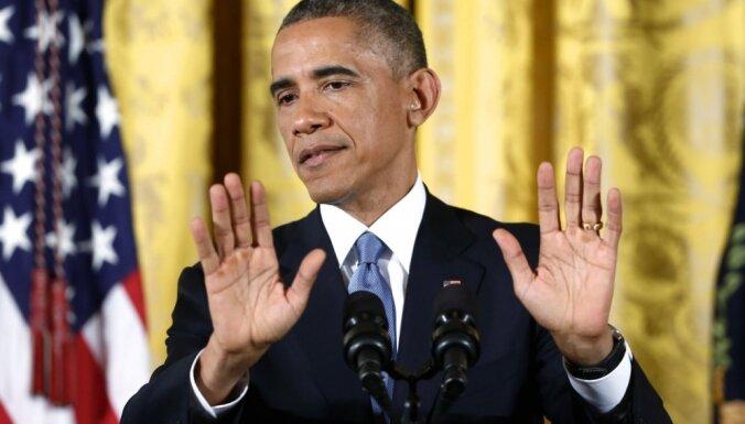 Обама: США выступили посредником при смене власти на Украине