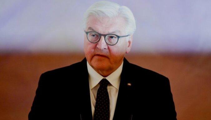 Президент ФРГ напомнил о значимости отношений с Польшей