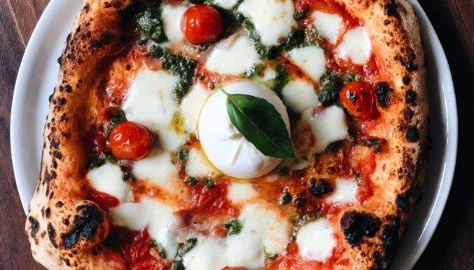 'Street Pizza' Pārdaugavā – viena no 50 labākajām picērijām Eiropā