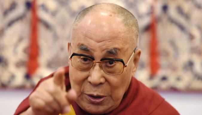 Dalailama: Eiropa pieder eiropiešiem