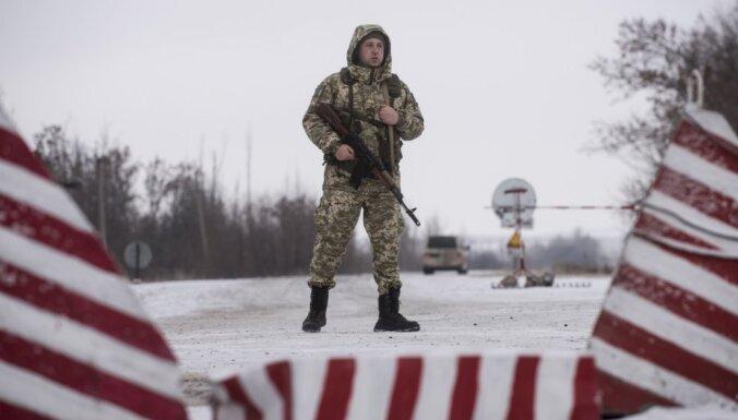 G7 aicina Krieviju izbeigt 'provokācijas' un 'deeskalēt saspīlējumu' ar Ukrainu