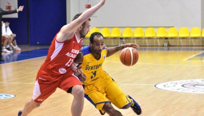 'Ventspils' basketbolisti sasniedz FIBA Eiropas kausa astotdaļfinālu