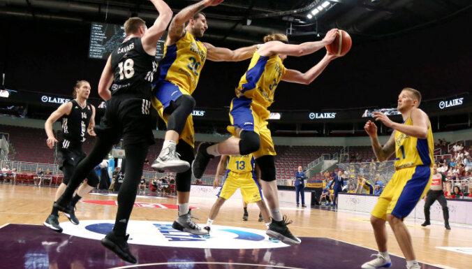 """""""Вентспилс"""" впервые за четыре года стал чемпионом Латвии по баскетболу"""