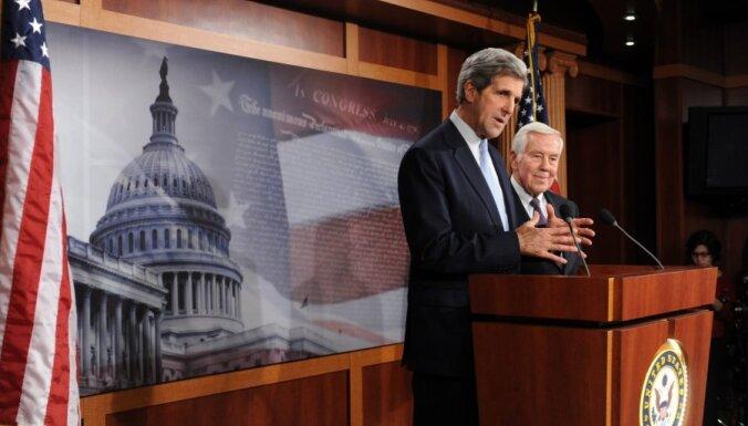 """Керри: защитим """"любой клочок"""" территории союзников НАТО"""