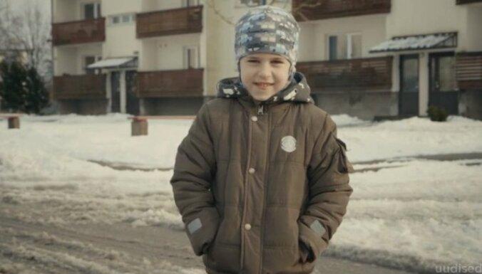 Как пятилетний Мартен из Эстонии спас свою маму