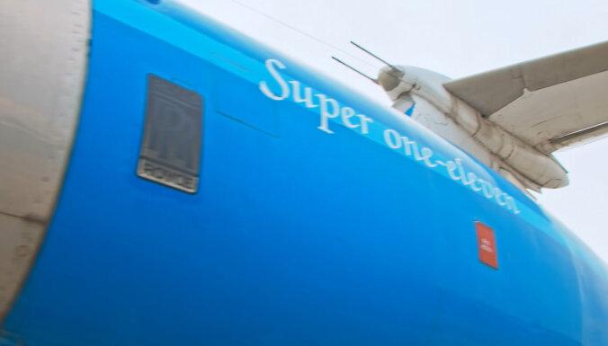Foto: Nošautā diktatora Čaušesku pēdējā lidmašīna pārdota par 120 000 eiro
