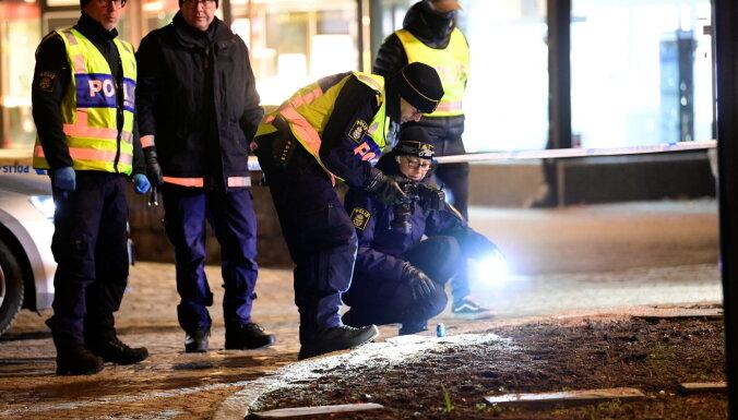 В Швеции вооруженный ножом мужчина ранил восемь человек
