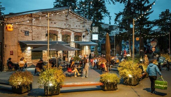 Лучшие фудкорты и популярные рынки уличной еды в Таллинне