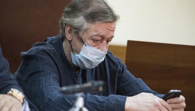 Ефремов полностью выплатил компенсацию сыну погибшего в ДТП водителя