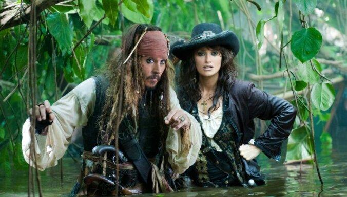 Karību jūras pirāti