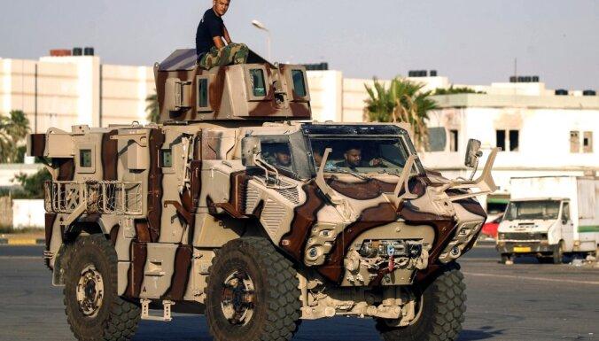 ES Lībijas krasta apsardzei piešķirs 46 miljonus