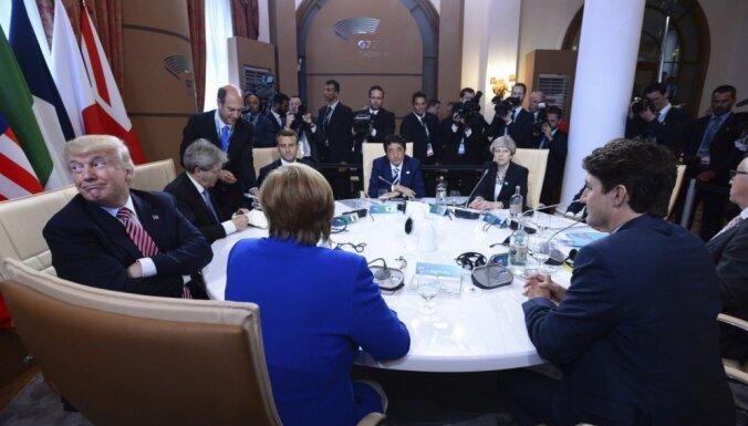 Меркель призвала европейцев рассчитывать только на собственные силы
