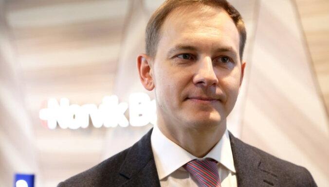 Гусельников: После заявлений Римшевича из Norvik banka выведено 43 млн евро