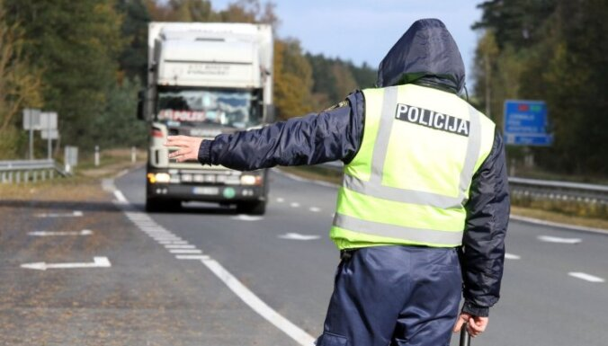 В Риге объявился лже-инспектор Дорожной полиции