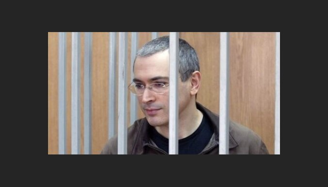 Pārsūdz Hodorkovska un Ļebedeva otrās prāvas spriedumu