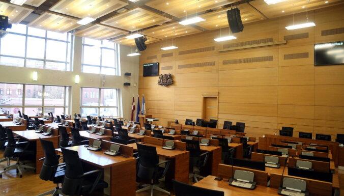 Суббота будет последним днем, чтобы задекларироваться в Риге для участия в выборах Рижской думы