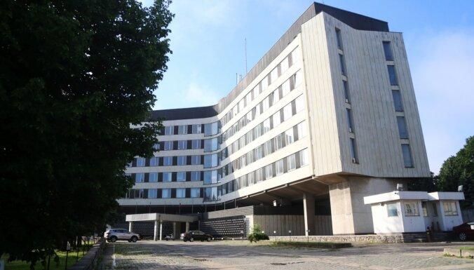 Sāk vākt parakstus Pasaules tirdzniecības centra Kronvalda parkā saglabāšanai