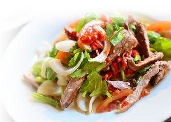 Gaļas salāti