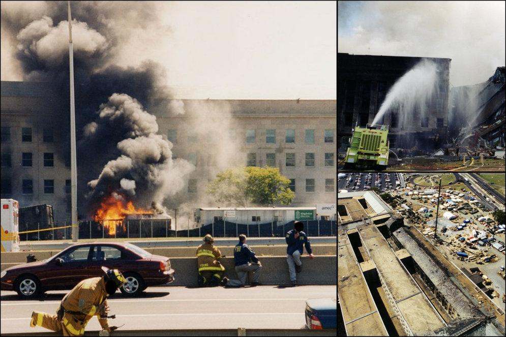 """ФБР США тихо выложило """"потерянные"""" фото, сделанные во время терактов 9/11"""