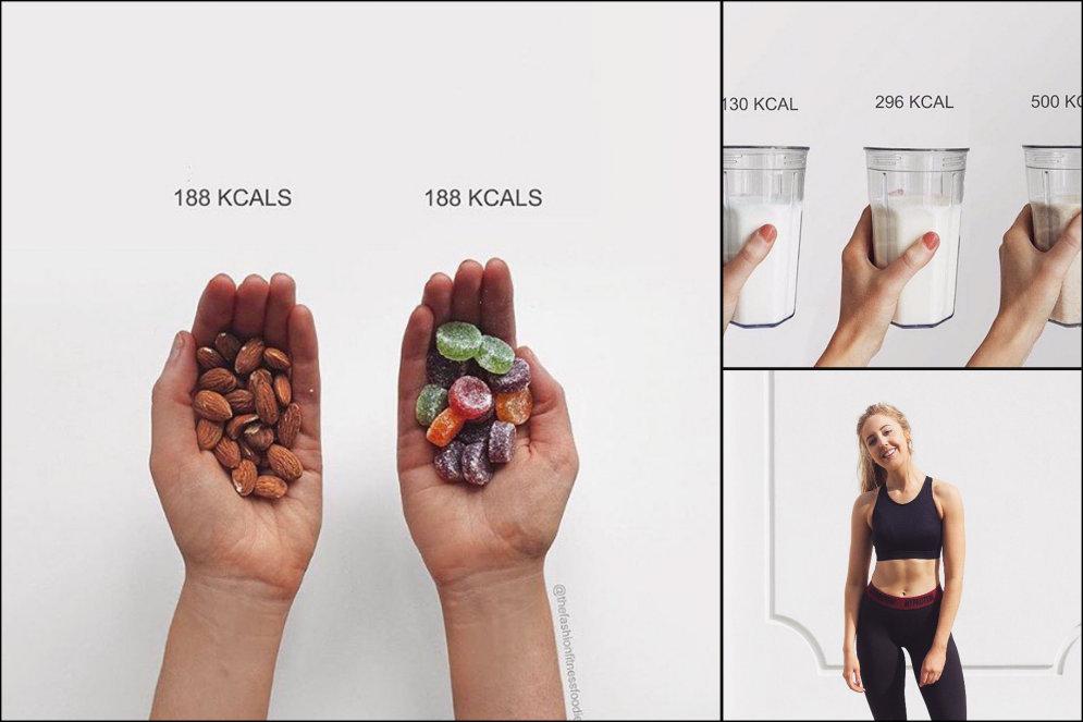 """""""Здоровая еда"""" не значит """"мало калорий"""". Вот 12 ФОТО, доказывающих это!"""