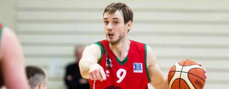 'Jēkabpils' komandā atgriežas saspēles vadītājs Sokolovs