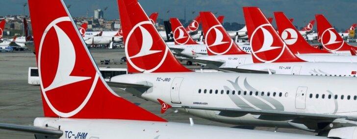 Turcijas, Ēģiptes un Libānas aviokompānijas pārtrauc satiksmi ar Irākas Kurdistānu