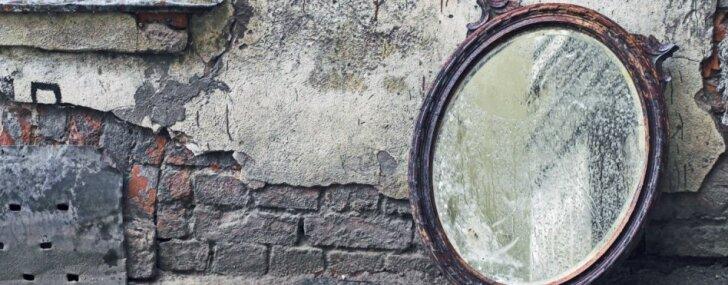 Aicina nevajadzīgos un bojātos spoguļus nodot utilizēšanai