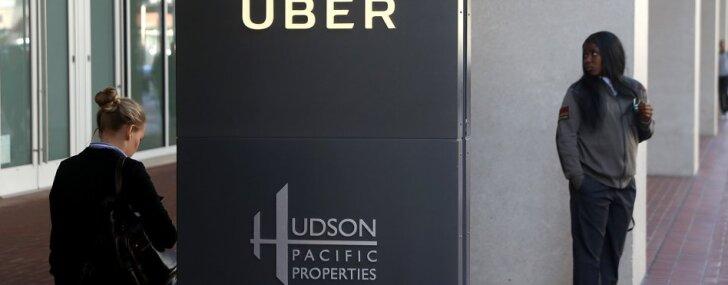'Uber' slēpis vērienīgu hakeru uzbrukumu; nozagti 57 miljonu pasažieru dati