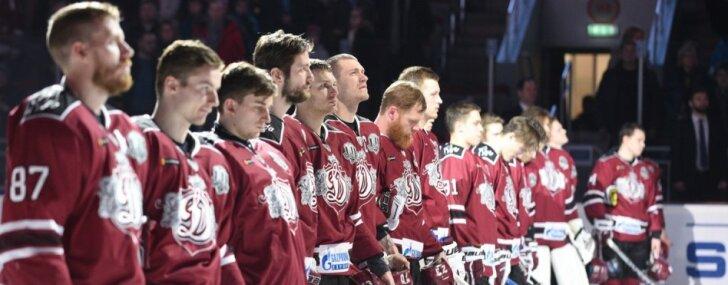 Rīgas 'Dinamo' 'sausā' uzvar 'Davos' un triumfē pārbaudes turnīrā
