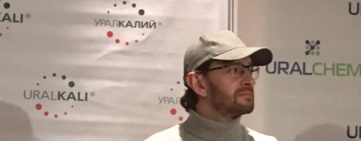 """Константин Хабенский в Риге: """"У каждого — свои баобабы!"""""""