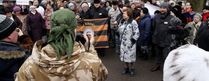 Полиция безопасности: Россия использует реформу образования для подрыва имиджа Латвии