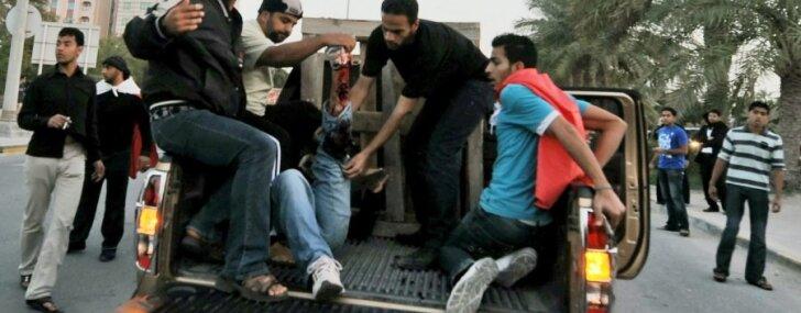 ASV daļēji atsāks pārdot bruņojumu Bahreinai, kur protestē pret valdošo režīmu